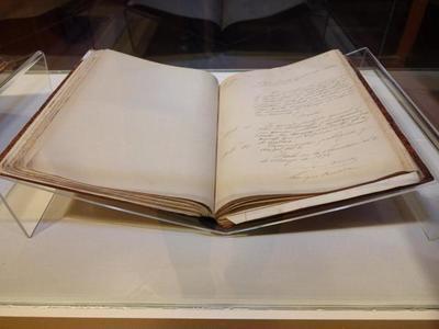 148 años de historia del Registro Oficial de la Presidencia de la República