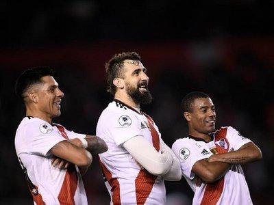 """Lucas Pratto: """"Ahora vamos por la Copa Libertadores de este año"""""""