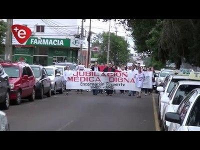 MÉDICOS VAN A HUELGA GENERAL DESDE EL 17 DE JUNIO