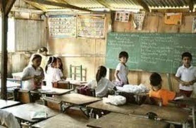 Petta cuenta con US$ 584 millones sin invertir en escuelas