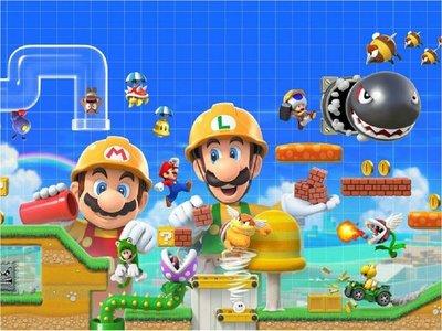"""""""Super Mario Maker 2"""" compite con la fantasía heroica"""