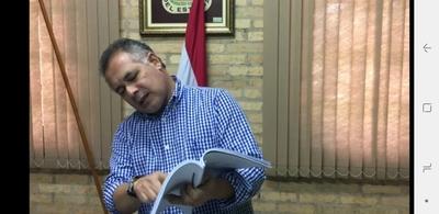 Neri Chávez afirma que faltan documentos de la Junta Municipal