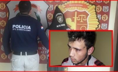 Supuesto autor de asalto fatal fue detenido