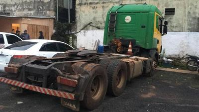 En Caaguazú recuperan vehiculo robado