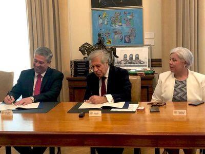 La OEA acompañará el desbloqueo de listas sábana