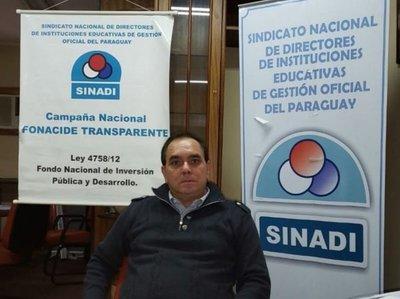Hay 142 escuelas sin docentes, según Sinadi
