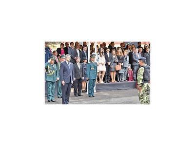 Habrá una cumbre regional contra el   crimen organizado