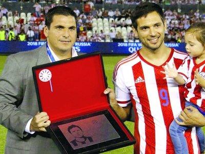 Sanabria y Santa Cruz, los dos grandes ausentes de Paraguay en Copa América