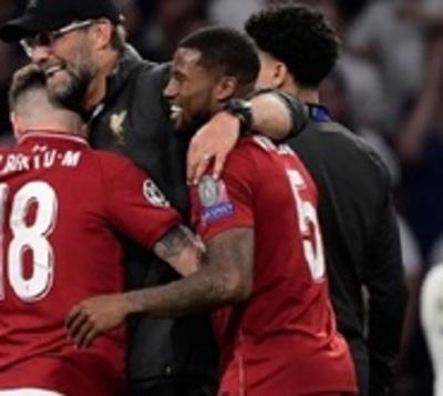 Liverpool es el nuevo Rey de Europa