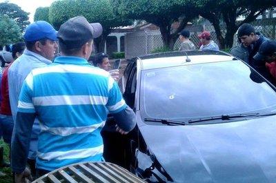 Sicarios persiguen y matan a un carioca en Pedro Juan