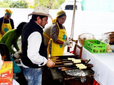 Invitan al tradicional festival del chipá en Pirayú