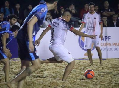 Favoritos para la Copa Paraguay cumplen al pie de la letra