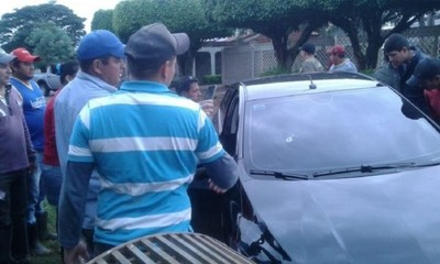 Brasileño muere tras ser atacado a balazos