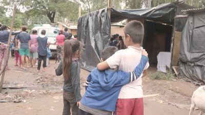 VIVIR EN EL REFUGIO: UN DÍA CON QUIENES ESTÁN LUCHANDO CONTRA LA PRECARIEDAD
