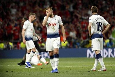 El Tottenham se quedó corto de milagros