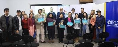 HOY / Premian a jóvenes ganadoras de concurso sobre transparencia