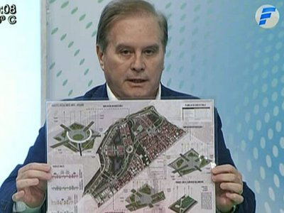 "Durand responde a reclamos por ""falta de proyecto"" de viviendas sociales"