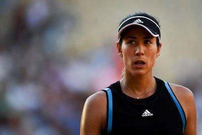 Muruguza cae en Roland Garros