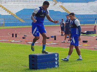 Honduras viaja para amistosos contra Paraguay y Brasil