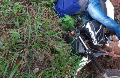 Doble homicidio en Yby Yaú