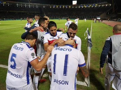 Tigre derrotó a Boca y se coronó campeón de la Copa de la Superliga