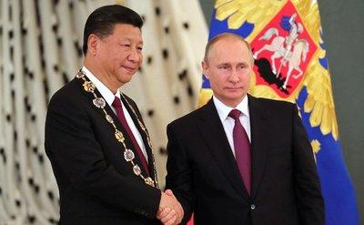 Xi viaja a Rusia para consensuar estrategias en medio de tensiones con EEUU