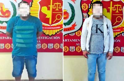 Detienen a paraguayo y un brasileño con cocaína