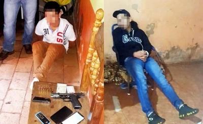 HOY / Adolescentes sicarios mataron a nene por conflicto en repartija de botín