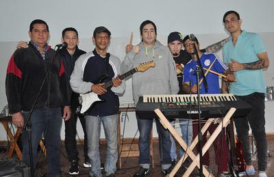 """Dentro de Tacumbú experimentan la """"libertad"""" mediante la música"""