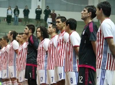 Futsal FIFA: Paraguay animará amistosos en Uruguay