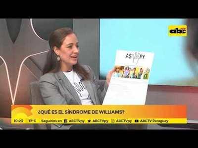 ¿Qué es el síndrome de Williams?
