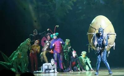 HOY / Ovo del Cirque du Soleil, declarada de Interés Cultural