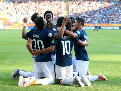 Ecuador eliminó a Uruguay en el Sub 20