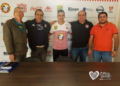 Salcedo jugará en San Lorenzo