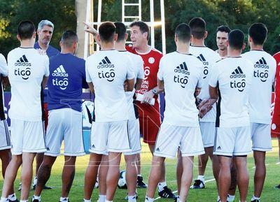 Intenso fútbol y equipo definido