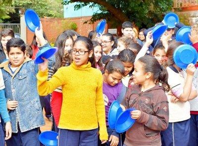 Escuela se queda sin almuerzo en Villarrica