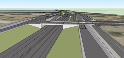 Ultiman detalles para iniciar las obras del multiviaducto en Ciudad del Este