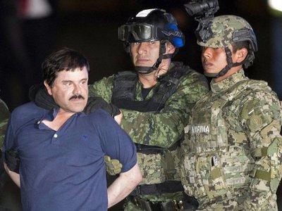 Juez deniega al Chapo salir dos horas semanales al patio de la cárcel