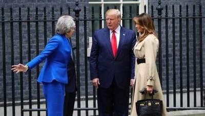 Trump cree que R.Unido y EEUU lograrán un acuerdo comercial «muy sustancial»
