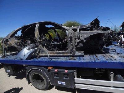 Director de Tráfico confirma que el accidente de Reyes se debió a la velocidad
