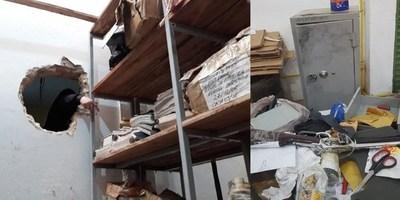 ABREN BOQUETE Y ROBAN EVIDENCIAS DEL DEPÓSITO DEL PODER JUDICIAL