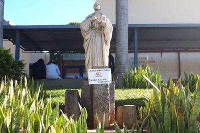 MEC interviene el Colegio Cristo Rey