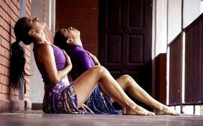 Bailarinas con discapacidad visual se destacan en Sevilla