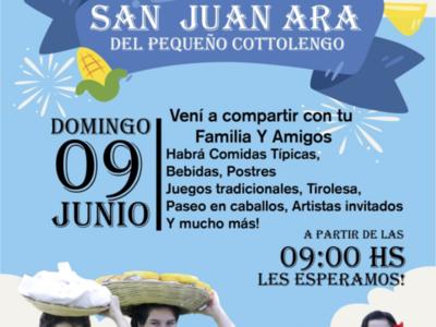 Invitan al San Juan Ára del Pequeño Cottolengo