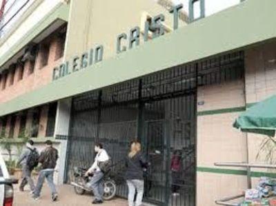 Fiscalia realiza entrevista a docentes y alumnos tras denuncia de alumnas