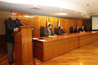 Ministro Fretes en acto que conmemora Día del Ambiente