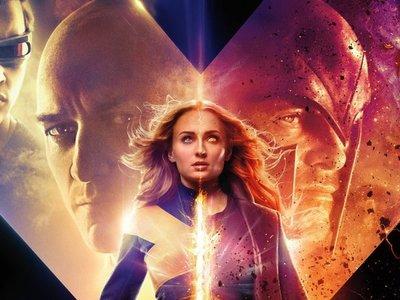 Dark Phoenix, una película de los X-Men más tenue, oscura y emocional