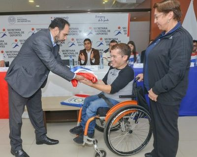 Paraguay prepara delegación para primera participación en Juegos Parapanamericanos