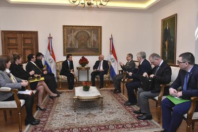 Paraguay y Rusia preparan acuerdos políticos, económicos y de cooperación