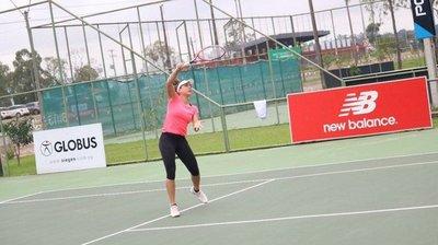 Victoria en singles y dobles